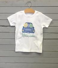 Truck Easter egg Shirt