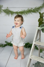 Plaid Jack Romper