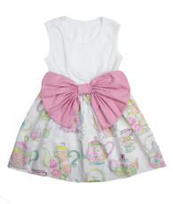 Tea Party Bow Dress