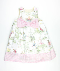 Nursery Rhyme and Gingham dress