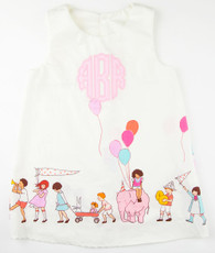 Party Circus Shift Dress