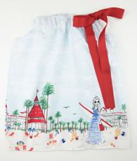 Beach Border Pillowcase Dress