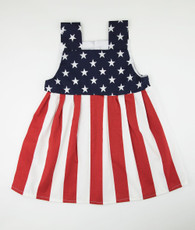 American Flag Kelley Dress