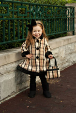 Carmeilcious Girls Coat