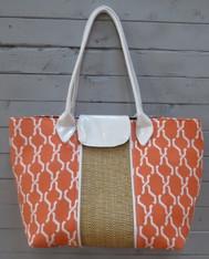 Orange and White Harper