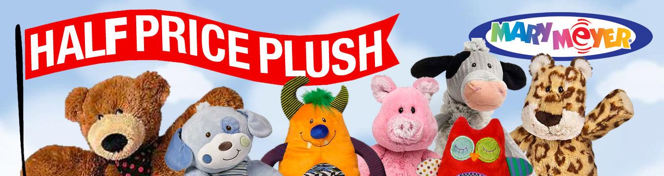 Wholesale stuffed animals at big discounts