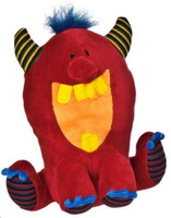 """Big Red Stuffed Toys in Bulk - 9"" high"""