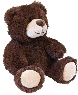 Classic Plush Brown Teddy Bear, sold in bulk at below wholesale