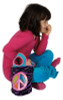 SWITCHABLES plush kids purses at below wholesale