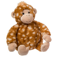 "9"" Speckles Monkey (4 pieces)"