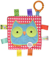 Mary Meyer Taggies Crinkle Me Owl