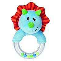 Mary Meyer Okey Doke Dino Ring Rattle