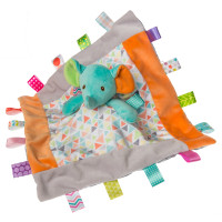 Mary Meyer Taggies Kaleidoscope Elephant Character Blanket