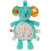 Mary Meyer Taggies Kaleidoscope Elephant Cookie Crinkle