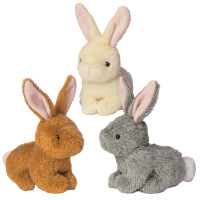 "5"" Chipper Bunny Assortment (9 pieces)"