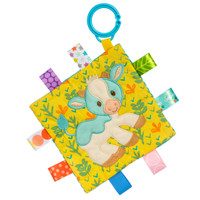 "6x6"" Taggies Crinkle Me Casey Cow (5 pieces)"