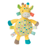 "11"" Taggies Gumdrops Giraffe Cookie Crinkle (4 pieces)"