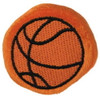 """Fabric Basketball Stuffed Toys in bulk - 3"" high"""