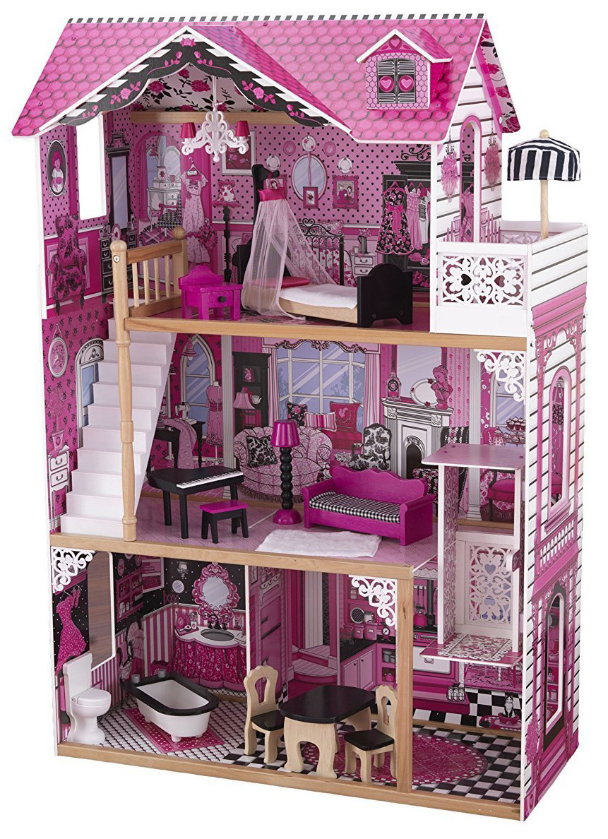 Kidkraft Amelia Dollhouse On Sale Cheap Prices Online