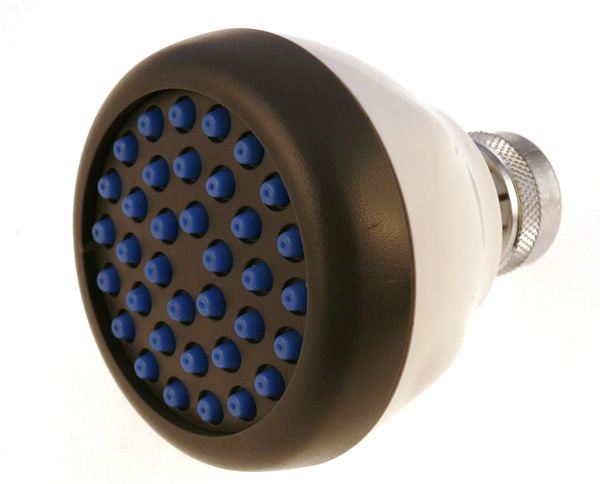 Spray Clean Shower Head for hard water areas