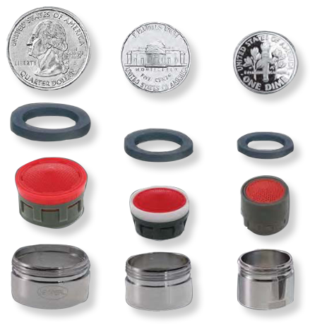 The Faucet Aerator Guide Aerator Streams And Styles