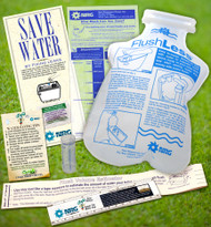 Student and School Water Awareness Conservation Kit | Educational Tool | Children's Water Audit