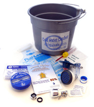 Complete Water Conservation Rationing Kit- Ultimate Water Saver | Water Saving Eco-Kit, kitchen & bathroom