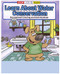 Learn about water conservation book - an educational and fun book full of activities to teach kids about water conservation.