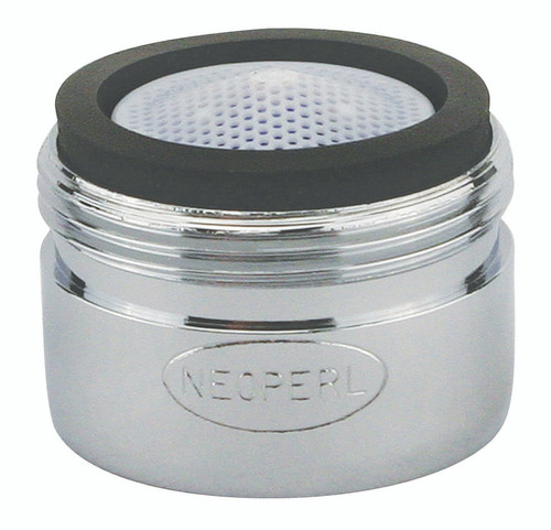 1.0 gpm aerated stream bathroom faucet aerator. Upgrade your faucet and save water.