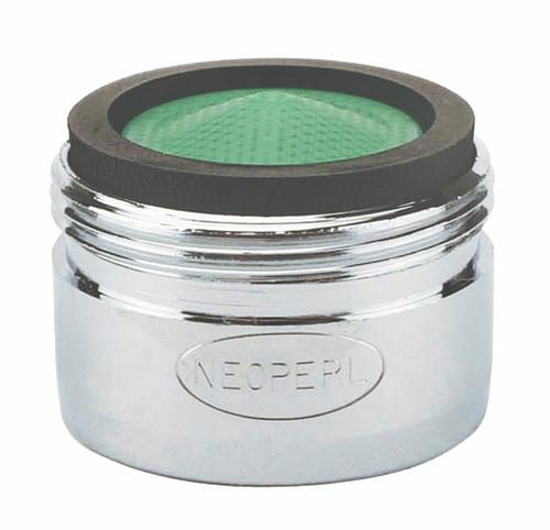 Small male 1.5 gpm water saving aerator .