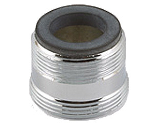 """Faucet Aerator Adapter Male 13/16 (X-Long) x Male 55/64"""" 