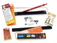 Pencil Case Kit, Energy Saver   Conservation Learning tools
