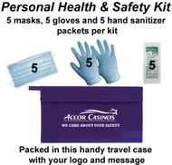 Personal Health and Safety Kit