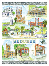 Audubon Neighborhood, New Orleans, LA