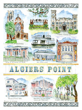 Algiers Point Neighborhood