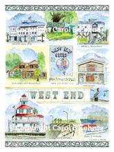 West End Neighborhood