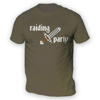 Raiding Party Mens T-Shirt
