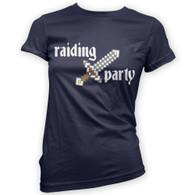 Raiding Party Woman's T-Shirt