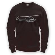 Get To The Choppah Sweater (Unisex)