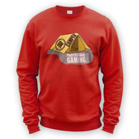Professional Gaming Camper Sweater (Unisex)