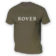 Rover Mens T-Shirt
