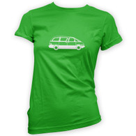 Previa MPV Woman's T-Shirt