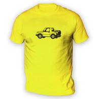 Vitara Escudo Mens T-Shirt