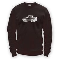 Vitara Escudo Sweater