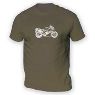 Exup FZR Mens T-Shirt
