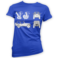 YJ Blueprint Woman's T-Shirt