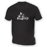 Karting Mens T-Shirt