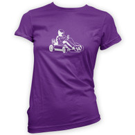 Karting Woman's T-Shirt