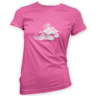 Quad Bike Woman's T-Shirt
