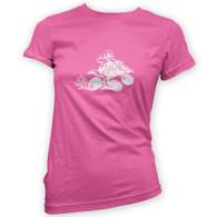 Quad Bike Woman's T-Shirt